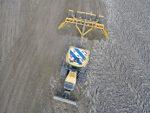 Grasland vernieuwen door loonbedrijf Klaas Fekkes