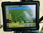 Kilveren met Challenger GPS door loonbedrijf Klaas Fekkes